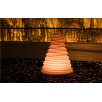 China Tree Shape Outdoor Plastic Small LED Night Light Lamps Anti - UV Ir Remote Control on sale