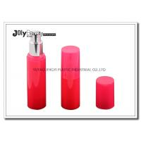Buy cheap Red Plastic Bottle Capacity 30 Ml ABS Material Custom Cosmetic Bottles product