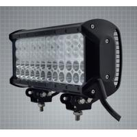 China 9 Inch 108W Quad Row agricultured led light bar on sale