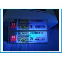 Buy cheap Functional COA License Sticker Windows 8 Professional OEM Pink / Blue Color product