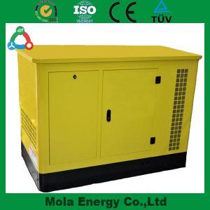 Buy cheap gerador silencioso do biogás da energia 10KW product