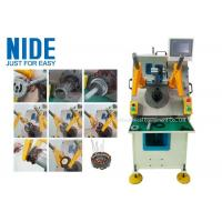 Buy cheap Automatic Stator Winding Coil & Wedge Inserting Machine With PLC control product