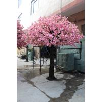 Buy cheap wedding decorative large silk cherry blossom tree factory artific,outdoor lighted Artificial flower Cherry Blossom Treen product