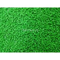 China Green Rubber Synthetic Turf Infill For Outdoor , Artificial Grass Infill wholesale