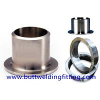 Buy cheap Stainless Steel Stub Ends / Butt Weld Fittings ASTM A403 316/316L 6'' SCH40  ANSI B16.9 from wholesalers