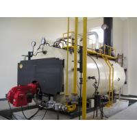 Buy cheap 8 t/h Big Flue Gas Tube Oil Fired Steam Boilers ASME , Three Pass product
