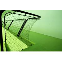 Buy cheap Corrosion Resistant Decorative Rope Mesh For Hand Railing / Railing Infill Wire Mesh product