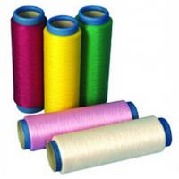 China 100% Polyester Yarn draw textured yarn 75D150D300D RW COLORS on sale