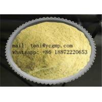 Buy cheap Yellow Steroid Powder Trenbolone Enanthate for Bodybuilding with Good Quality from wholesalers