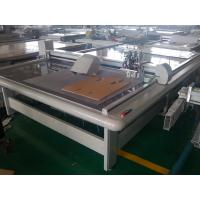 Buy cheap Oscillating Drag Knife Paper Box Making Machine Drawing Creasing Cutting Servo Motor product