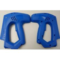 Buy cheap Blue Color ABS Custom Plastic Injection Molding Textured Cosmetic Surface Finish product