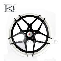 Polishing Replacement OEM Wheels Rims / OEM Replica Rims Chrome Forged