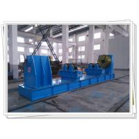 Buy cheap Customized Adjustable Head Tail Stock Pipe Rotators For Welding product