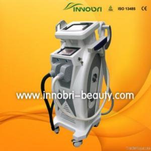 Equipo de alta calidad IPL Ib002 de la belleza de Ipl+laser+elight