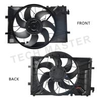 Buy cheap Mercedes Benz W203 600W Electric Car Cooling Fan Assembly OEM 2035001693 product