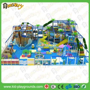 Buy cheap Equipo interior grande de alta calidad de Playcenter/sala de juegos interior de los niños interiores del parque que hace compras product