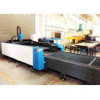 Buy cheap Auotomatic Exchange Table Laser Sheet Cutting Machine FL-3015-1000W High Cutting Speed product