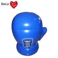 Buy cheap Inflatable blue boxing glove for kids product