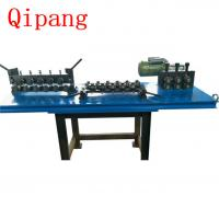 Buy cheap Black Wire Rod Straightening And Cutting Machine 0.8-4mm Line High Power from wholesalers