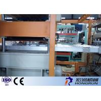 China Fully Automatic Vacuum Forming Machine For Fast Food Box 3-5 S/Mould Working Speed on sale