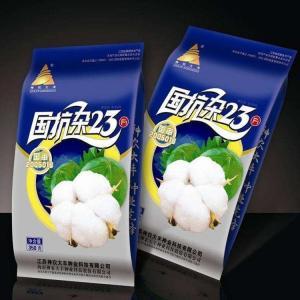 Levántese el bolso plástico de la semilla del maíz de la bolsa, cáscara fácil de empaquetado de los bolsos del fertilizante