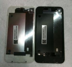 Запасные части OEM Яблока Iphone, вспомогательное оборудование задних сторон обложки на Iphone 4