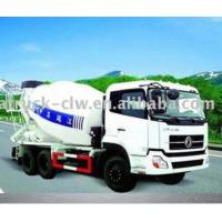 Buy cheap Cement Mixer Truck With 14 Cbm Cement Mixer Drum product