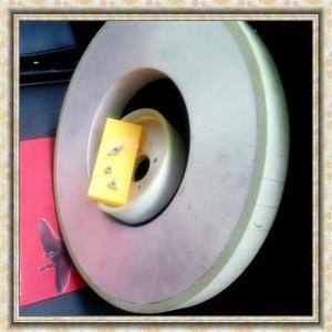 Buy cheap витрифид скрепленное колесо бесцентровой шлифовки диаманта для молоть точности ПДК (фиона@ kosuperhard.com) product