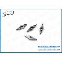 Solid Tungsten Carbide Inserts Carbide Turning Inserts For Aluminum Process