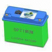 Buy cheap Energy Storage Ups Lithium Car Battery High Rate 12v 320mah product