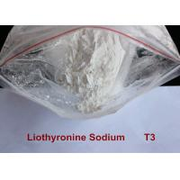 Buy cheap Physique Enhancing Pharmaceutical Active Ingredients Liothyronine Sodium T3 Fat Loss Powder product