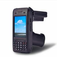 Buy cheap 4m reading distance 860-960MHZ Handheld uhf rfid reader with GPRS/3G network,GPS positioning(Programmable,SDK free) product