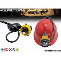 China 208 LUM Rechargeable Led Headlamp Explosion-Proof  Water Proof IP68 on sale