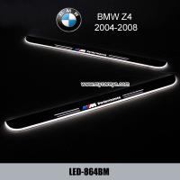 Bmw Z4 Door: BMW Z4 Car Accessory Stainless Steel Scuff Plate Door Sill