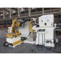 Buy cheap Automation Flattening Coil Feeding Equipment Stamping Rack And Leveling 2 In 1 product