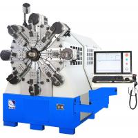 Buy cheap Max Fourteen Axes 2.0mm - 6.0mm Cam - Less Spring Forming Machine from wholesalers