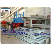 Buy cheap Cold Pressure Two Sides Formed MgO Board Production Line For Construction Board Material product