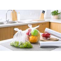 China HDPE/LDPE food bags on rolls, plain food packing bags, printed food storage bags on sale