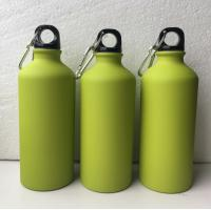 Buy cheap 750ml insulated vacuum aluminium sport hot water bottle with custom logo product