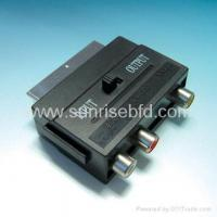 Buy cheap scart al conector RCA 3 product