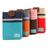 Buy cheap Customized Polyester Passport Ticket Wallet 130*170*25mm For Teenager Girls product