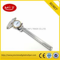124-150 0-150mm/0.01mm Stainless Steel Dial Caliper measuring instrument