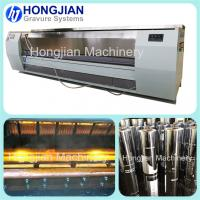 Buy cheap Gravure Cylinder Chrome Plating Machine Galvanic Chrome Tank CR Chromium Electroplating Tank Hard Chrome Plating Bath product