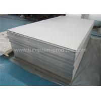 China Gr2 Gr5 Titanium Mill Products Titanium Alloy Plates / Sheets for Heat Exchanger on sale
