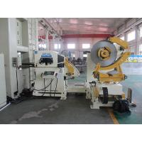 Buy cheap Metal Material Roll Stamping Coil Feeder Straightener Loading Trolley product