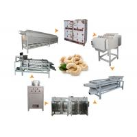 Buy cheap Automatic Cashew Processing Machine Low Energy Consumption Eco - Friendly product