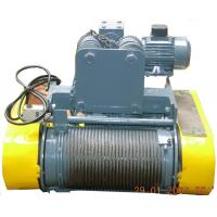 Buy cheap 0.4 kW CD1 MD1 6 x 37+FC Wirerope 10T electric Rope hoist controller product