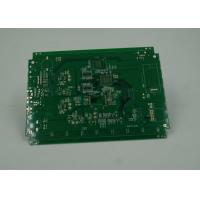 China 4 Layer PCB Board Fabrication with IC BGA Gold Finish FR4 Board on sale