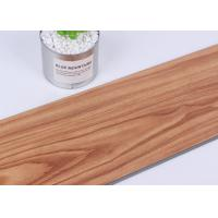 China Luxury Vinyl Wooden Laminate SPC Flooring High Stability 0.3mm Wear Layer on sale