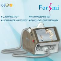 China Professional 808nm diode laser permanent hair removal machine high energy output on sale